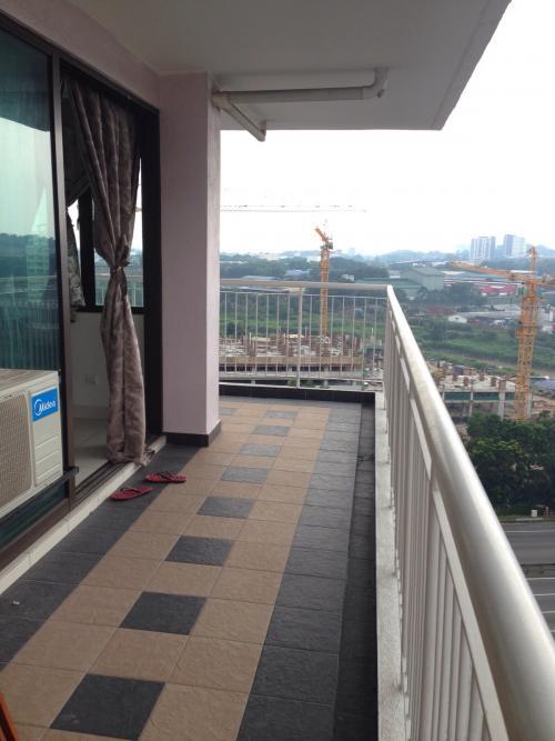 Indah Alam (Subang Andaman) Condominium, Batu 3, Seksyen 22, Shah Alam