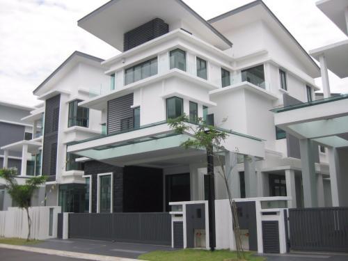 3 Storey Bungalow Casabella, Kota Damansara