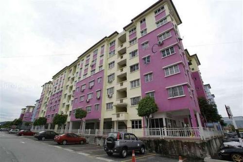 Apartment Salvia, Seksyen 11, Kota Damansara