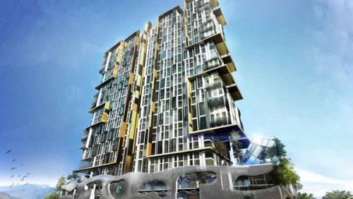 Duplex SOHO @ Arte Subang West