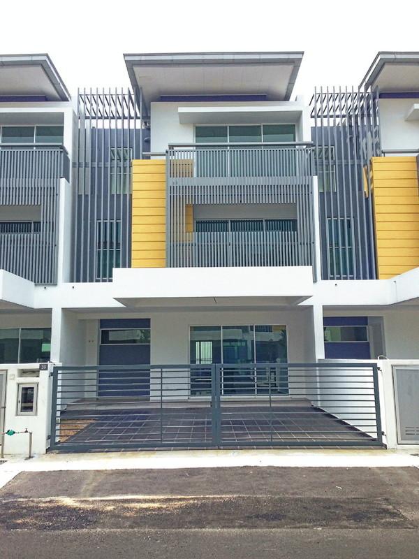 2.5 Storey House, Nadayu92, Kajang