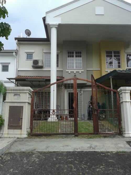 2 storey @ Seri Kembangan