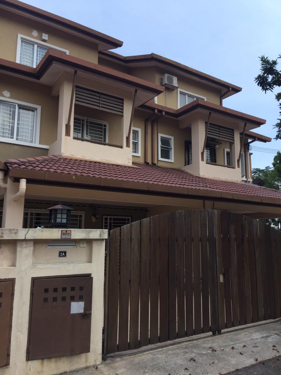2.5 Storey House, Jalan Inang, Bandar Makhota Cheras