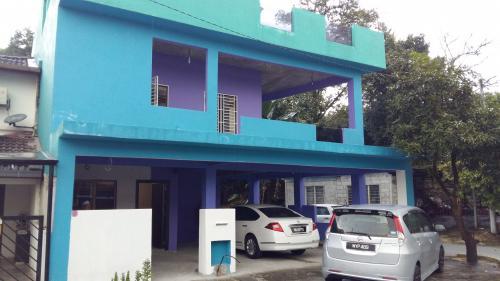 2 storey Taman Keramat Permai, KL