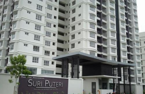 Suri Puteri Apartment, Section 20 Shah Alam
