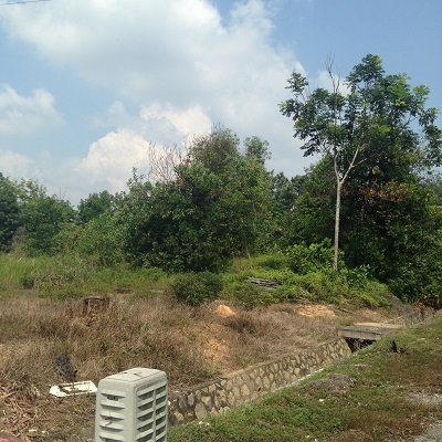 Bangi Golf Resort Bungalow Land