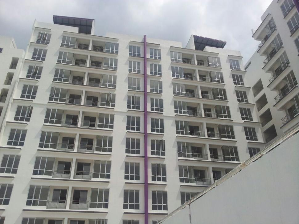 Apartment, Radius Residence, Selayang