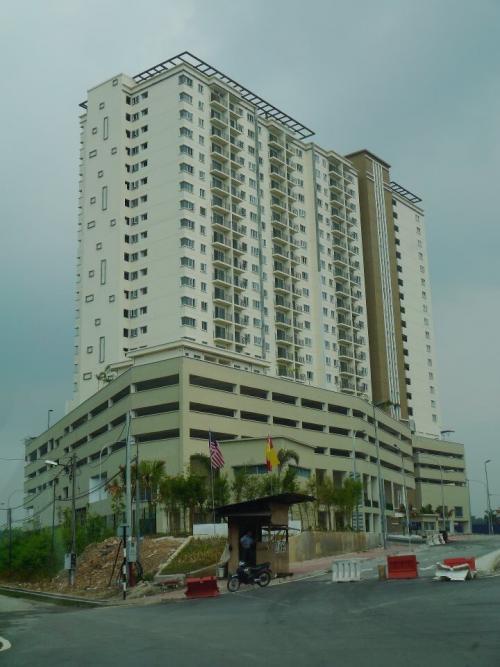 Alam Idaman Apartment Shah Alam