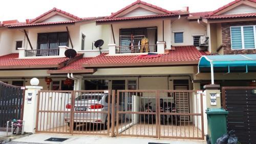 House Bayu Parkville, Taman Balakong Jaya