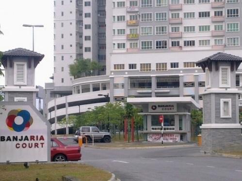 Banjaria Court, Gombak