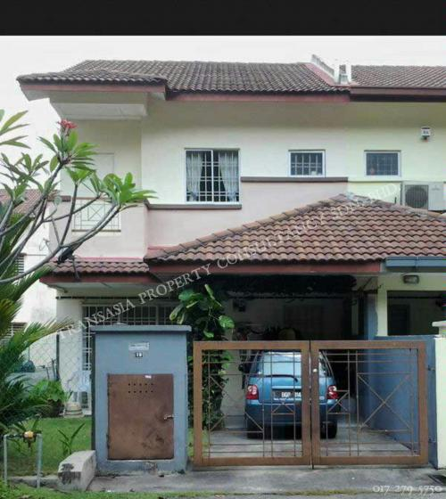 Double (2) Storey Terrace House End Lot, Seksyen 1, Bandar Mahkota Cheras