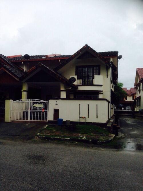 2 storey @ subang bestari, shah alam