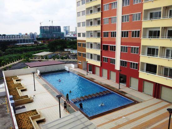 Apartment, Alam Prima, Shah Alam