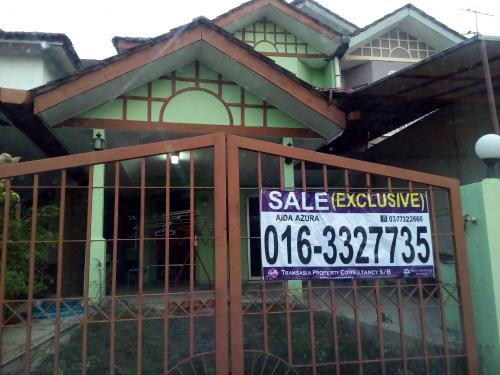 2 Storey Terrace House Section 7 Shah Alam
