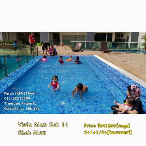 Vista Alam Sek 14 Shah Alam