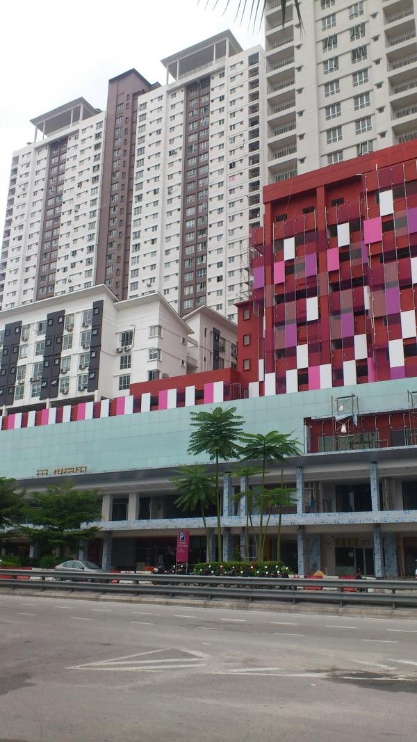Condominium, Axis Astrium, Ampang