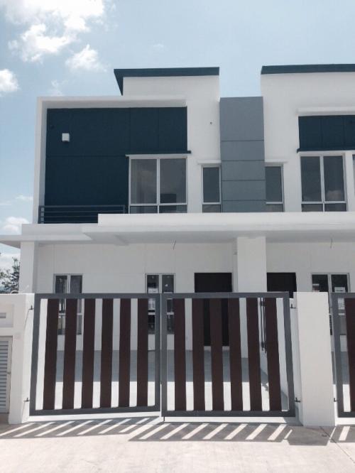 House 2 Storey Terrace Pallida Setia Ecohill Semenyih