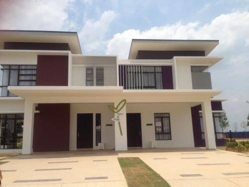 House 2 Storey Terrace Corner Lot Angusta Setia Ecohill Semenyih For Sale