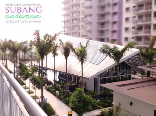 Indah Alam Condominium Batu 3 Shah Alam