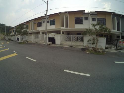 Double Storey House at Puncak Saujana, Kajang