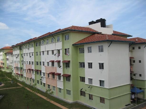 Apartment Seri Bintang, Subang Bestari