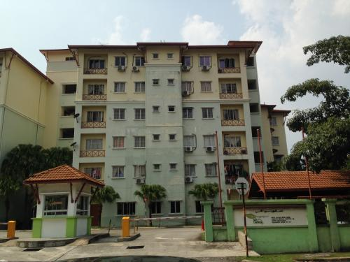 Apartment Seri Galaksi, Subang Bestari