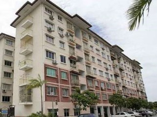 Apartment Latan Biru, Kota Damansara