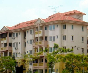 Apartment Palma Perak, Kota Damansara