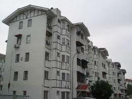 Palma Puteri Apartment, Kota Damansara