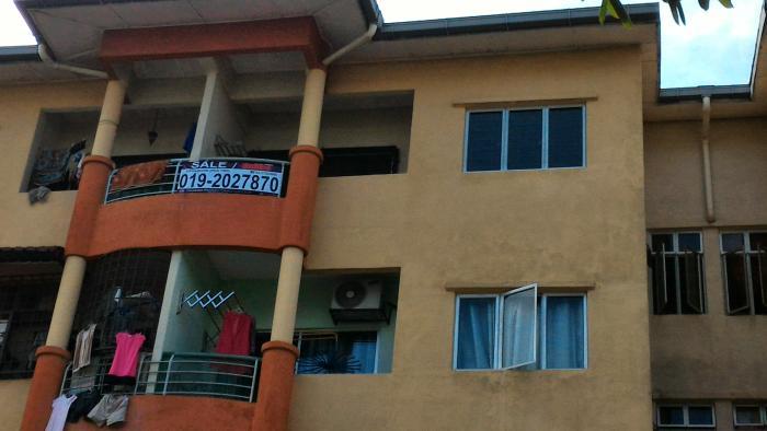Apartment Merak, Subang Bestari, Shah Alam U5