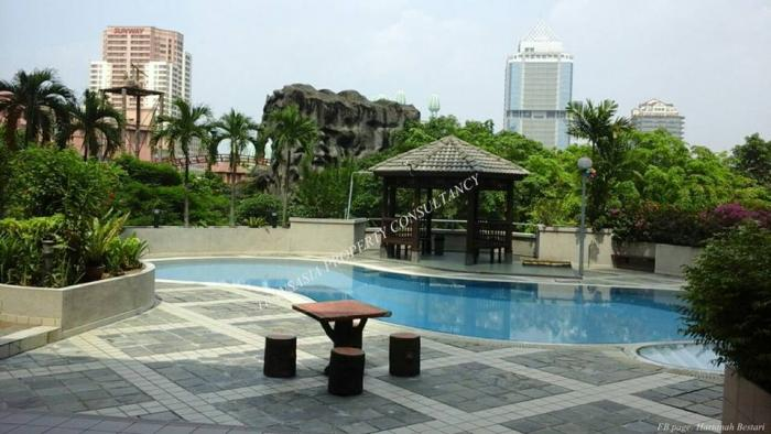 Indah Villa condo for RENT, Bandar Sunway (next to Sunway Lagoon)