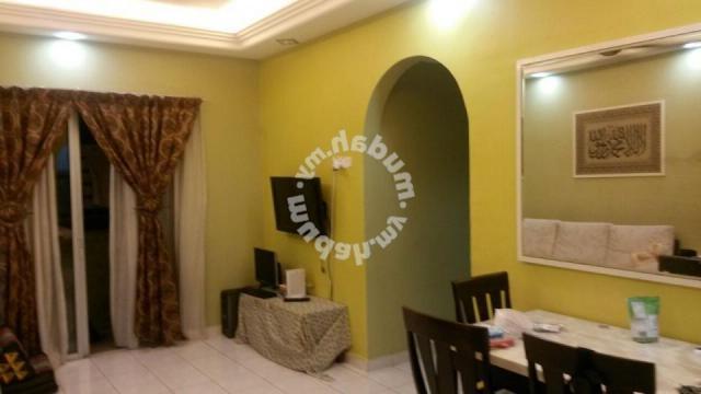 Apartment Sri Hijuan Ukay Perdana, Ampang