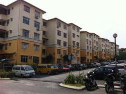 Apartment Sri Puteri, Ukay Perdana ampang