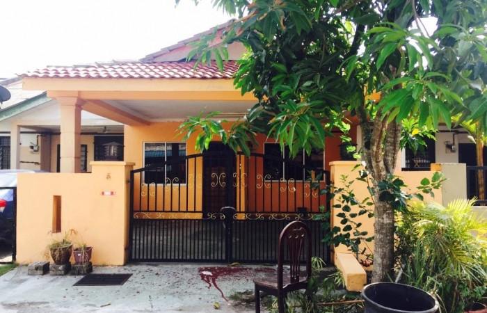 SINGLE STOREY TERRACE HOUSE, BANDAR KINRARA 4 PUCHONG, SELANGOR