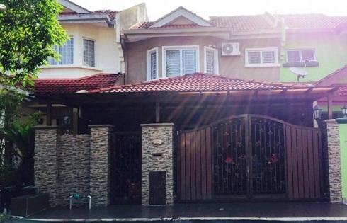 DOUBLE STOREY TERRACE HOUSE, TAMAN LESTARI PUTRA 5, SERI KEMBANGAN