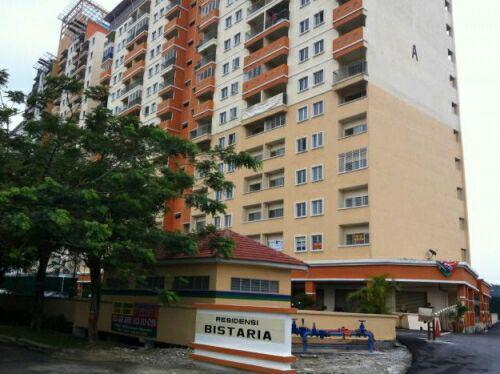Residensi Bistaria, Ukay Perdana Ampang