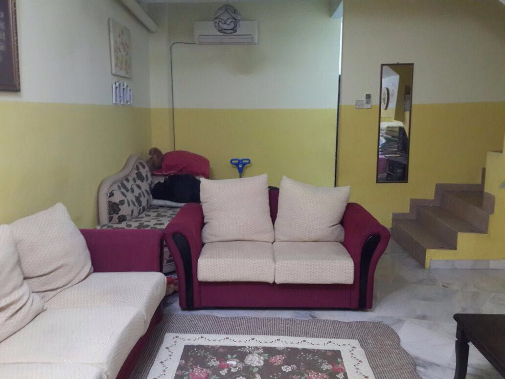 ejen hartanah-Taman Puchong Intan for sale-untuk dijual market value