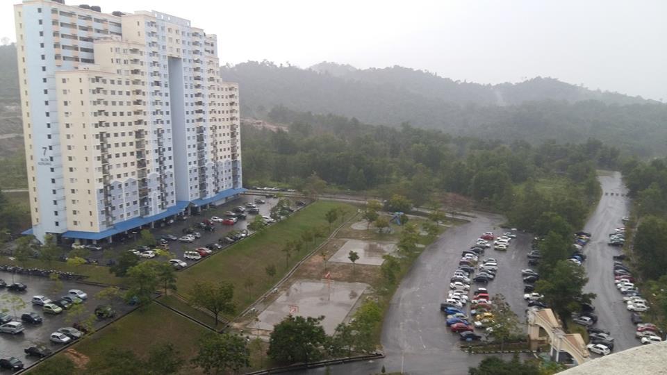 Desaminium Rimba Apartment Seri Kembangan