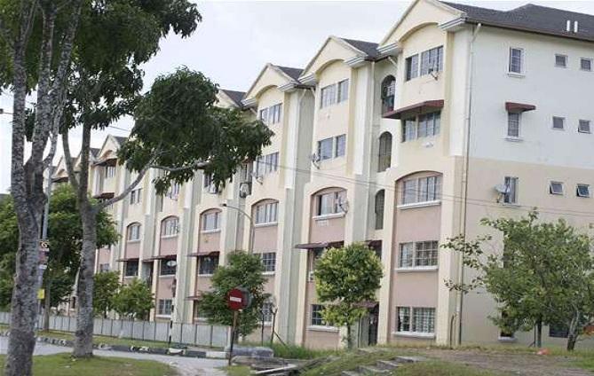 Apartment Orkid, U5 Shah Alam, Subang Bestari ENDLOT