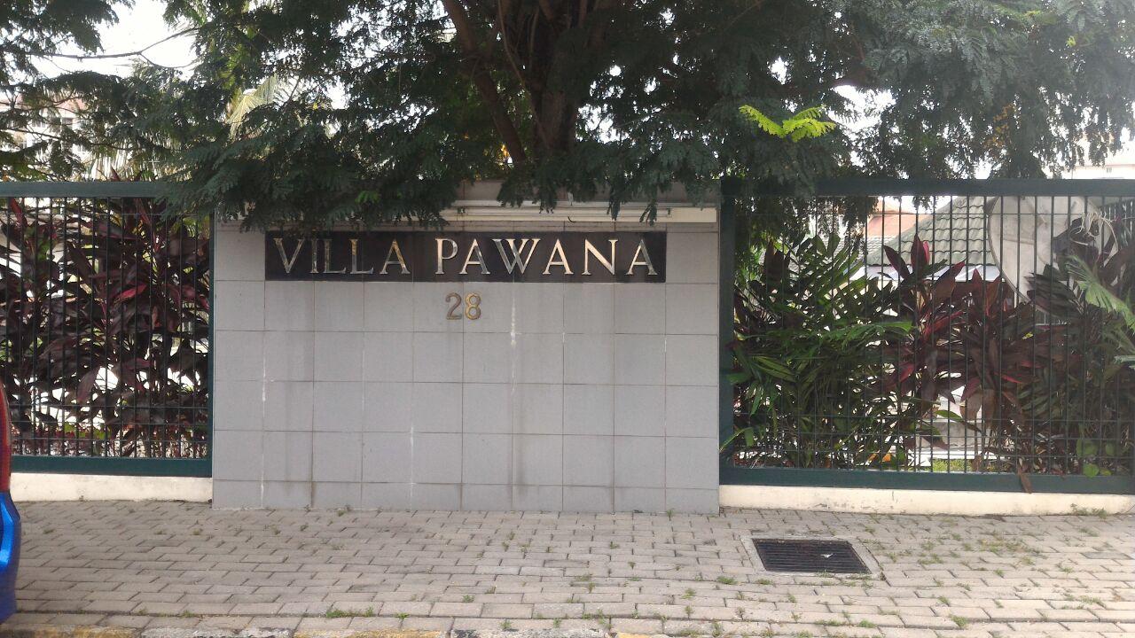 Villa Pawana Townhouse, Keramat Kuala Lumpur