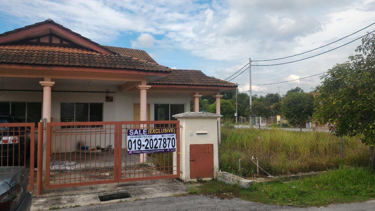 Teres Corner Lot, Taman Alam Perdana, Puncak Alam