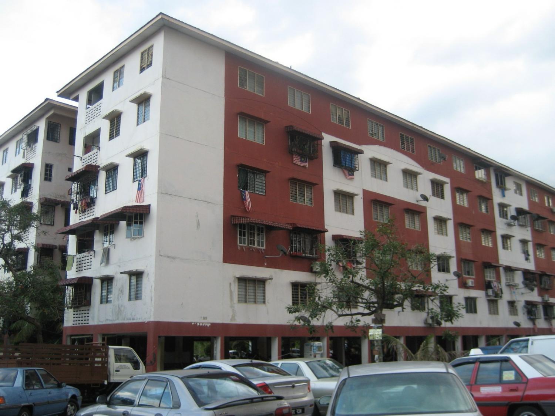 Apartment Gugusan Dedap, Kota Damansara TKT 1