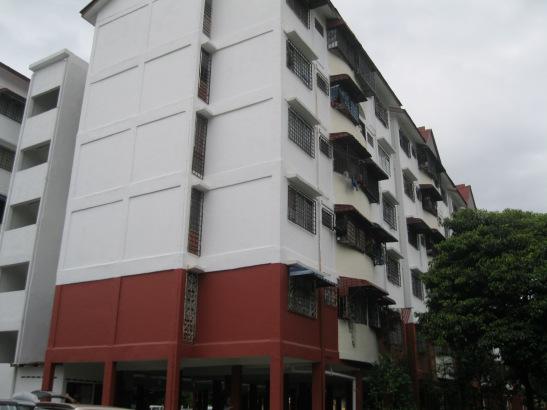 Apartment Gugusan Cempaka, Kota Damansara