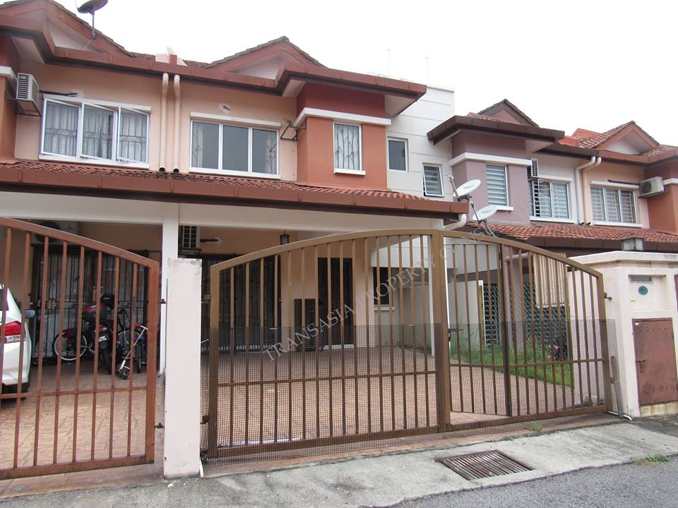 double storey Emerald West, Rawang