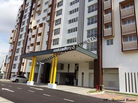 Seri Mutiara Apartment Setia Alam