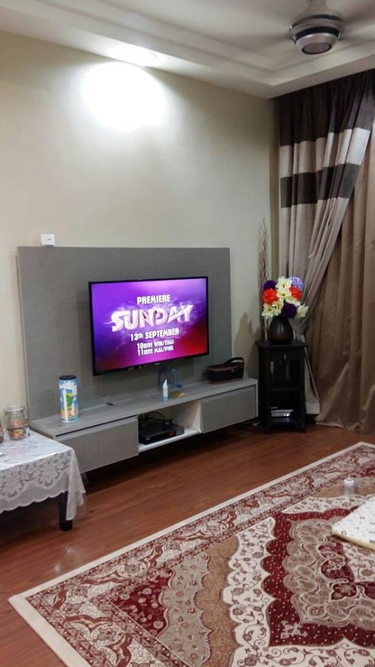 Apartment @ Merak, Shah Alam U5