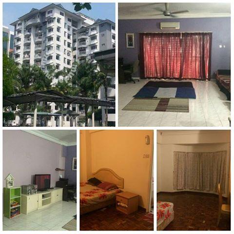 Apartment @ Angsana Batu Caves, Selangor