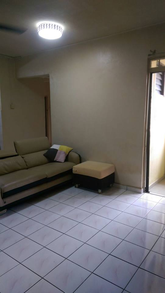 Apartment @ Sri Baiduri, Ulu Klang