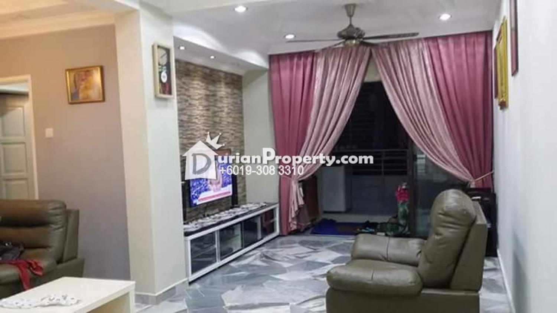 Antara Apartment @ Taman Mulia Jaya Ampang Selangor