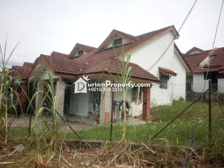 SINGLE STOREY HOUSE  PRECINT 3 (ZON A)@ BANDAR SUNGAI BUAYA SERENDAH